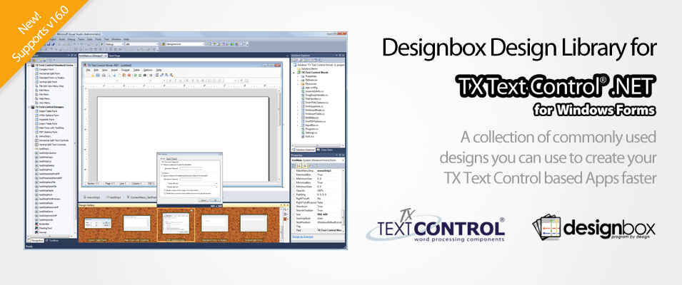 TX Text Control Community